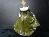 "Royal Doulton China Figure ""Geraldine"". H.N 2348. Issued 1972-1976."