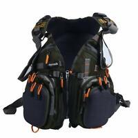 Fly Fishing Backpack Mesh Fishing Vest Pack, Fly Fishing Vest and Backpack Combo