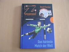 Z Team Das härteste Match der Welt David Fermer Thienemann Verlag