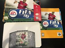 FIFA 99 (Nintendo 64, 1998)