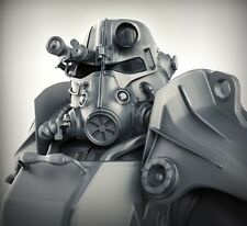 Fallout T-45 Power Armor Limited of 500 Special Edition Lithograph Print Poster