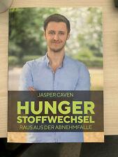 WOW Hunger Stoffwechsel Raus aus der Abnehmfalle, Jasper Caven - Brandneu