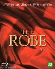The Robe - Richard Burton Jean Simmons Victor Mature - Blu Ray Film (NEW)