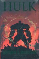 Hulk Return Of The Monster Premium Hc Reps #34-39 Sealed/Mint