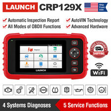LAUNCH X431 CRP129X OBD2 Car Scanner Automotive Diagnostic Tool TPMS EPB Reset