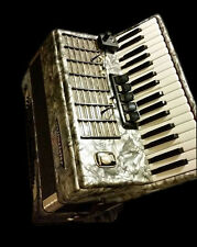 "ACCORDION PICKUP, with 6"" DUAL GOOSENECKS, CONCERTINA MICROPHONE, Myers Pickups"