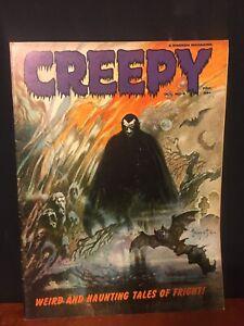 Creepy Magazine Number 5 Near Mint Condition!