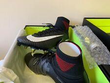 NIKE MERCURIAL SPFLY V SGPRO AC FOOTBALL BOOTS UK Size 6