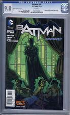 Batman #35    Stelfreeze Variant Cover   1st Print    CGC 9.8
