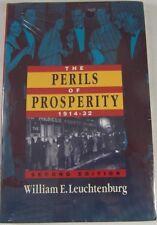 PERILS OF PROSPERITY 1914-1932 Paperback Textbook NEW Sealed Leuchtenburg