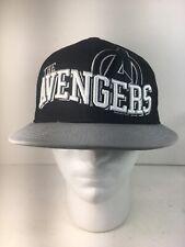 4c3bd3afcbd THE AVENGER Unisex Hat Cap Adjustable Snapback Iron Thor America Black
