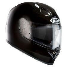 Casco, Helmet HJC FG-ST Negro Metal Talla / Size: L