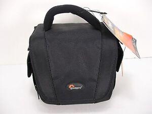 NWT LOWEPRO EDIT 120 BLACK CAMCORDER BAG