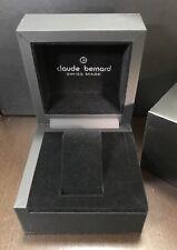 CLAUDE BERNARD Empty Watch Display Box Only