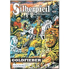 Silberpfeil Jugendabenteuer 34 Goldfieber Sels KINDER WESTERN WICK COMICs NEU