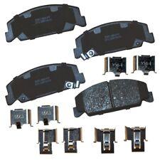 Disc Brake Pad Set-Stop Ceramic Brake Pad Front,Rear Bendix SBC273