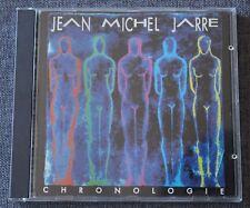 Jean Michel Jarre, chronologie, CD