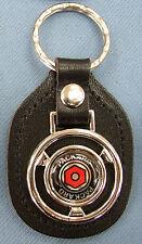 Vintage Black PACKARD Steering Wheel Leather Key Ring 1930 1931 1932 1933 1934