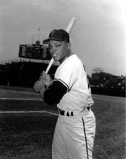 San Francisco Giants WILLIE MAYS Glossy 8x10 Photo Baseball Print Poster
