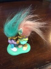 Two Trolls In Love Figurine By Russ Berrie And Company