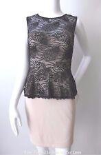 FEVER Women's Dress  Sleeveless Short Bodycon Size 8  US 4