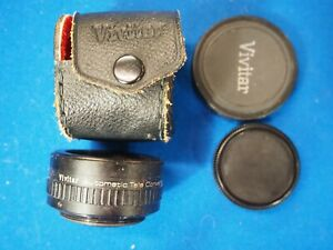For Pentax m42 screw mount x2 manual teleconverter 2x doubler lens