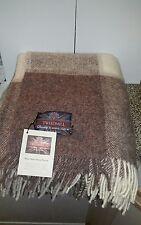 Tweedmill 100% Wool Throw Blanket  NWT