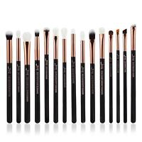 15pcs Precision Makeup Brushes set Blending Eye shdow pencil Eyeliner Kit Jessup
