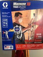 Graco MagnumX5 262800 X5 Stand Airless Paint Sprayer  **BRAND NEW **