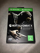 Mortal Kombat X Official Wired Fight Pad Controller For Xbox One/360 New