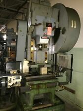 Minster B1 45 C Frame Press 125stroke Withsankyo Variax Adjustable Feed