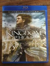 Kingdom of Heaven (Blu-Ray, 2014 , 2-Disc Set , Ultimate Edition) USED - VG**