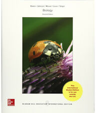Biology 11e by Peter H Raven and George B Johnson (Global Edition)
