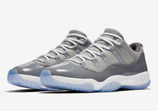 "Air Jordan 11 XI Retro Low size 13. ""Cool Grey"" Medium Grey/White 528895-003"