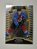 2019-20 Allure Base #42 Nathan MacKinnon - Colorado Avalanche