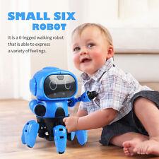 MoFun DIY Stem 6-Legged Gesture Sensing Infrared Avoid Obstacle Walking Robot_GG
