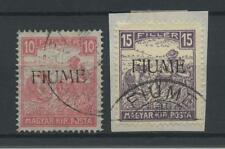 OCCUPAZIONI FIUME 1918 N.22/3 US.