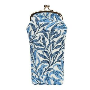 WILLOW BOUGH GLASSES POUCH CUTE CASE BLUE SIGNARE TAPESTRY LADIES PRESENT WOMAN