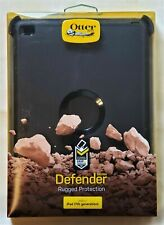 ⭐ NEW: OtterBox Defender Case/Cover/Stand - Apple iPad 10.2 7th Gen Generation