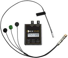 K&K Sound Trinity 12-String PRO 3 Sensor Guitar Pickup w/Mic, Preamp/EQ, GOLD