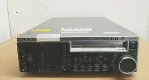 Sony PDW-F70 XDCAM HD Disc Recorder For Parts - Needs A Battery