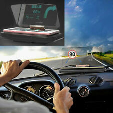 Universal Car GPS Head Up Display Phone Navigation HUD Projection Bracket Holder