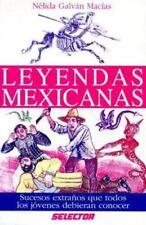 Leyendas Mexicanas (Spanish Edition)-ExLibrary