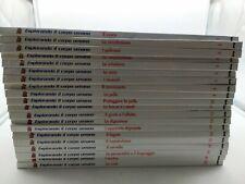 Esplorando Il Corpo Umano DeAgostini 71 volumi su 72