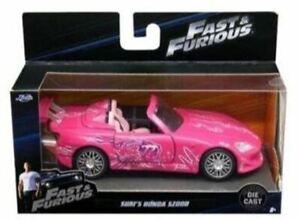 1:32 Suki's Honda S2000 -- Fast & Furious JADA
