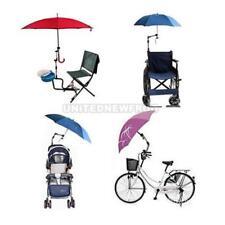 Wheelchair Bike Bicycle Pram Swivel Umbrella Connector Stroller Holder Any Angle