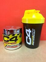 Cellucor C4 30 Servings RIPPED Pre WORKOUT + FREE SHAKER CUP EXP/20212