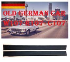 For Mercedes Benz Door Rocker Panel Sill Plate 380SL 450SL 560SL W107 R107 C107
