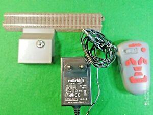 MARKLIN Delta I.R. Remote HO Train Controller c/w Transformer 66201