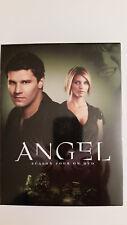 Dvd Angel - Season Four - New Sealed